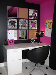 Black And White Home Office Decorating Ideas by Pink And Black Bedroom Design Best 25 Pink Black Bedrooms Ideas