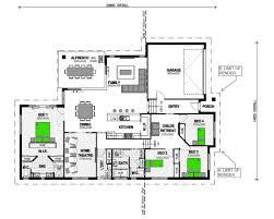 house plan contemporary home design new designs floor for split