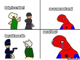 Spoderman Memes - uncle ben by bakoahmed meme center