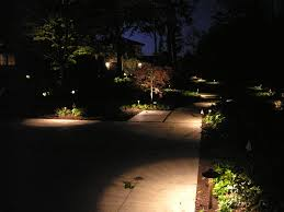Landscape Path Light The Right Placement Of Path Lights Outdoor Lighting Landscape