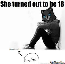 1st World Problems Meme - rmx pedobear first world problems by afftor meme center