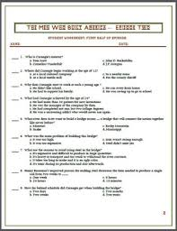 The Who Built America Worksheet The Who Built America Episode 2 Worksheets By Elise Tpt