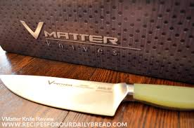 knife by vmatter review the forever sharp knife