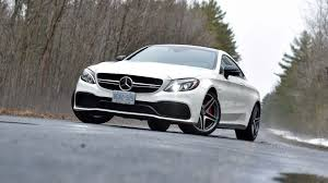 mercedes test 2017 mercedes amg c63 s coupe test drive review