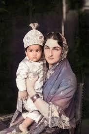 The Last Ottoman Ottoman 1940 Princess Durrushevar Of Abdulmecid Ii