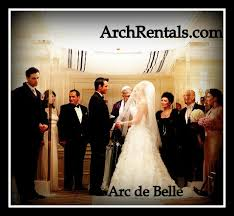 wedding arches rental miami best 25 wedding arch rental ideas on wedding alter