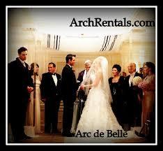 wedding arches los angeles 110 best arc de lucite acrylic wedding chuppah altars arch