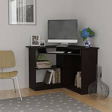 Kmart Corner Desk Essential Home Berkley Corner Desk Espresso
