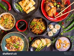 duck in cuisine assorted food set noodles ภาพสต อก 446808145