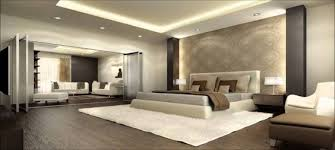Modern Master Bedroom Design Ideas With Luxury Lamps White Bed - Ceiling bedroom design