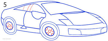 how to draw a lamborghini step by step pictures cool2bkids