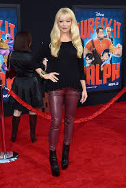 charlotte ross wreck ralph premiere hollywood