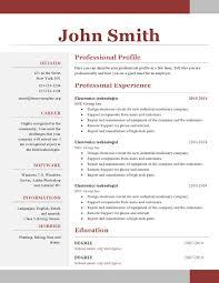 1 page resume template one page resume template jmckell