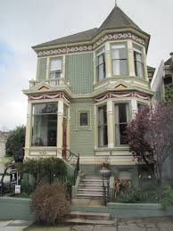 Victorian House San Francisco by Painted Ladies San Francisco Ca Image