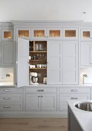 Glass Upper Cabinets Best 25 Glass Cabinets Ideas On Pinterest Kitchen Cabinet Upper