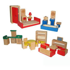 Dolls House Furniture Wooden Doll House Furniture Packages Romantic Flair Original