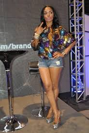 atlanta bb hair show class schedule rasheeda frost s color block sequin tunic at bronner brothers hair