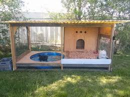 Small House Backyard 37 Free Diy Duck House Coop Plans U0026 Ideas That You Can Easily Build
