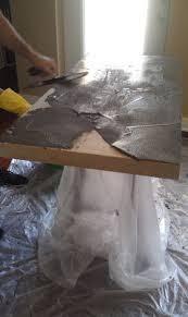 diy concrete table top diy concrete table cement concrete coffee table and concrete