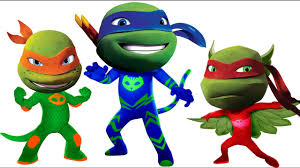 pj masks teenage mutant ninja turtles coloring pages for kids