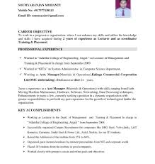 sle resume for ojt industrial engineering students objective for resumeneering mechanicalneer good technical career