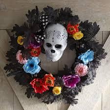 halloween burlap wreath halloween burlap wreath 43 best halloween wreaths popsugar