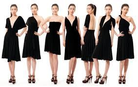the 20 way dress ravon convertible dress by von vonni