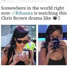Chris Brown Meme - chris brown and karrueche tran split triggers hilarious cheating