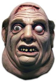 dr deadly halloween mask scary old fat man monster scenes zombie