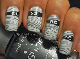 simple halloween nail art image collections nail art designs