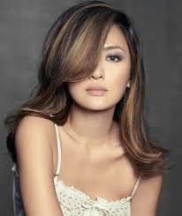hair highlight for asian 53 best hair images on pinterest plaits hair cut and hair dos