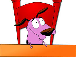 courage the cowardly dog courage the cowardly dog wip by zzt on deviantart