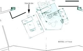 Set Design Floor Plan 120207 Ground Plans