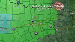 Weather Map Dallas by Weather Alert Day Heavy Rain Ahead Cbs Dallas Fort Worth