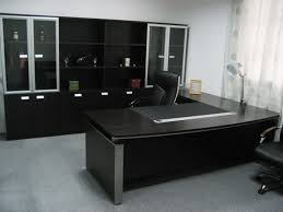 black office desk for sale office table durable and stylish office chair and table set black