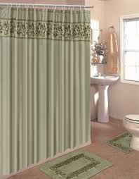 Bathroom Sets Shower Curtain Rugs Bathroom Sets With Shower Curtain And Rugs And Accessories Pmcshop