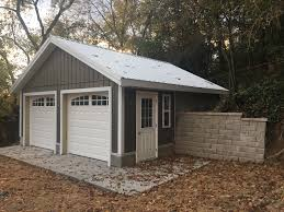 Detached 2 Car Garage by Residential Construction Services In The Mid Atlantic Apex