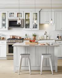 how to freshen up stained kitchen cabinets how to paint kitchen cabinets martha stewart