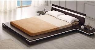 Platform King Bed Frames How To Convert King Bed Frame Glamorous Bedroom Design