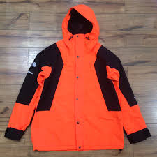 The North Face Mountain Light Jacket Supreme X The North Face Tnf Mountain Light Jacket Power Orange