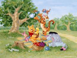tigger and eeyore winnie the pooh whatsapp wallpaper cartoon 1024