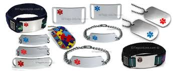 in loving memory dog tags id bracelets alert bracelets id dog tags