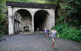 tunnel light marathon 2018 light at the end of the tunnel marathon oh what went wrong race