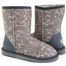 s gissella ugg boots ugg s paisley grey 143 00 ugg boots