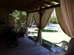 Patio Curtains Outdoor Meaningful Ideas Outdoor Patio Curtains Sorrentos Bistro Home