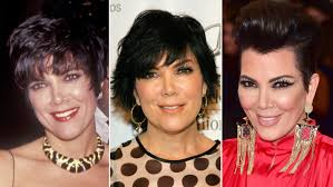 how to get a kris jenner haircut kris jenner s beauty evolution how the momager s hair and makeup