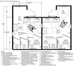 Handicap Bathroom Design Handicap Bathroom Floor Plans U2013 Hondaherreros Com