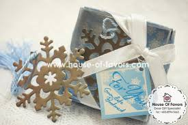 bookmark favors silver snowflake bookmark favor as low as rm1 80 bookmark