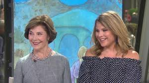 Our Big Backyard by Laura Bush Jenna Bush Hager Share Love For U0027our Great Big