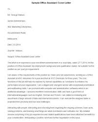 Cover Letter Examples by Professional Writers Cover Letter Templates